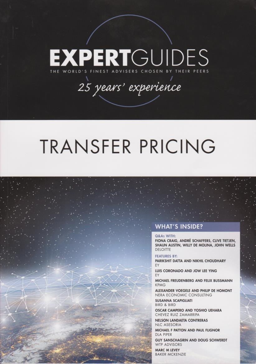 Expert Guides: Transfer Pricing