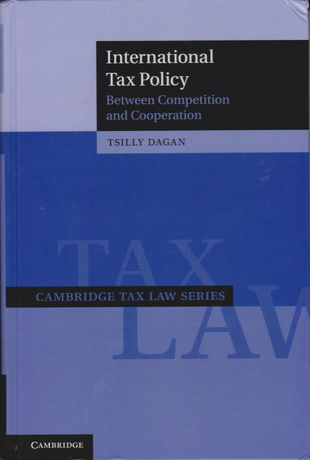 International Tax Policy Between Competition and Cooperation
