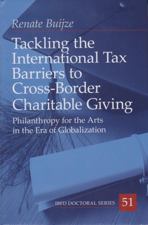 Tackling the International Tax Barriers to Cross-Border Charitable Giving