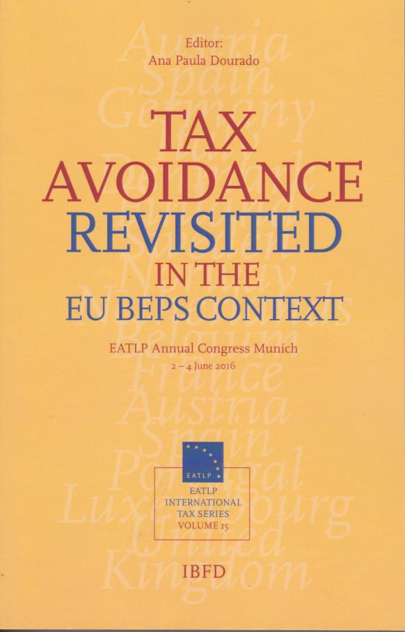 Tax Avoidance Revisited in the EU BEPS Context