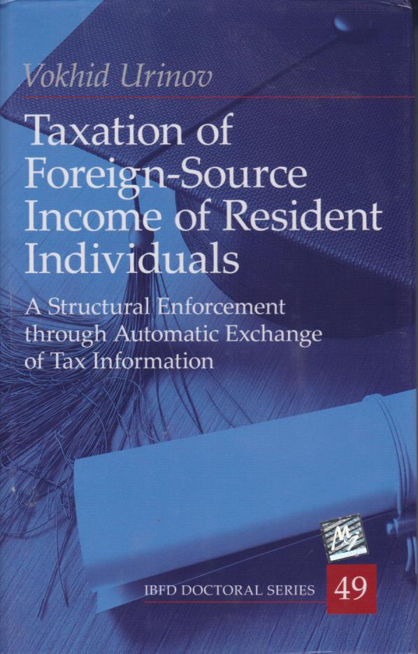 Taxation of Foreign-Source Income of Resident Individuals