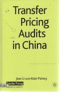 Transfer pricing audits in china