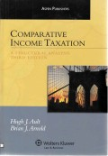 Comparative Income Taxation : A Structure Analysis