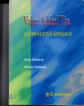 Value Added Tax: A Comparative Approach