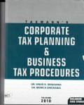 Taxmann's Corporate Tax Planning & Business Tax Procedures