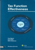 Tax Function Effectiveness