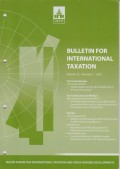 Bulletin for International Taxation Vol. 72 No. 7 - 2018