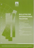 Bulletin for International Taxation Vol. 73 No. 3 - 2019