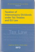 Taxation of Intercompany Dividends under Tax Treaties and EU Law