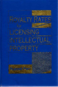 Image of Royalty Rates For Licensing Intellectual Property
