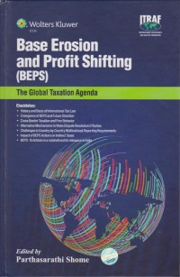 Image of Base Erosion and Profit Shifting (BEPS) - The Global Taxation Agenda