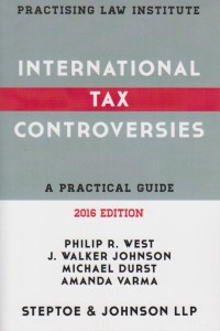 Image of International Tax Controversies: A Practical Guide