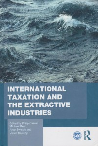 Image of International Taxation and the Extractive Industries
