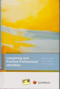 Image of Lawyering and Positive Professional Identities