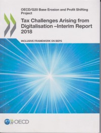 Image of Tax Challenges Arising from Digitalisation - Interim Report 2018