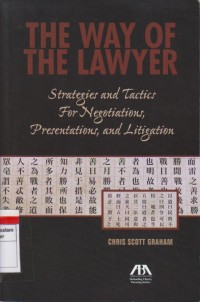 Image of The Way of The Lawyer