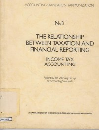 Image of The Relationship between Taxation and Financial Reporting
